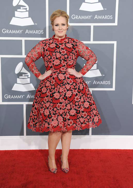 130210-galleryimg-ap-grammys-red-carpet-adele