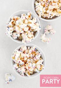 Popcorn-Party